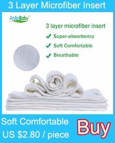 Ananbaby 100% bambu respirável super-macio toalhetes de