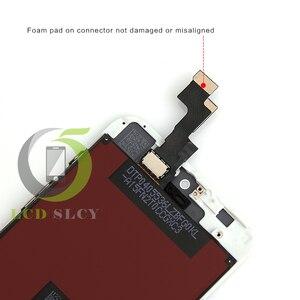 Image 5 - 10 ピース/ロット保証 aaa iphone 5 5s の液晶フルセット組立ブラック/ホワイト色