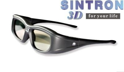3D DLP-Link active glasses eyewear for BenQ TH700 TW516 <font><b>TS500</b></font> TS5275 W700 W710ST Projector image