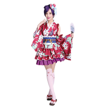 Love Live lovelive Awakening Maki Nishikino Nozomi Tojo cosplay costume  bathrobe set for Women Christmas Halloween все цены