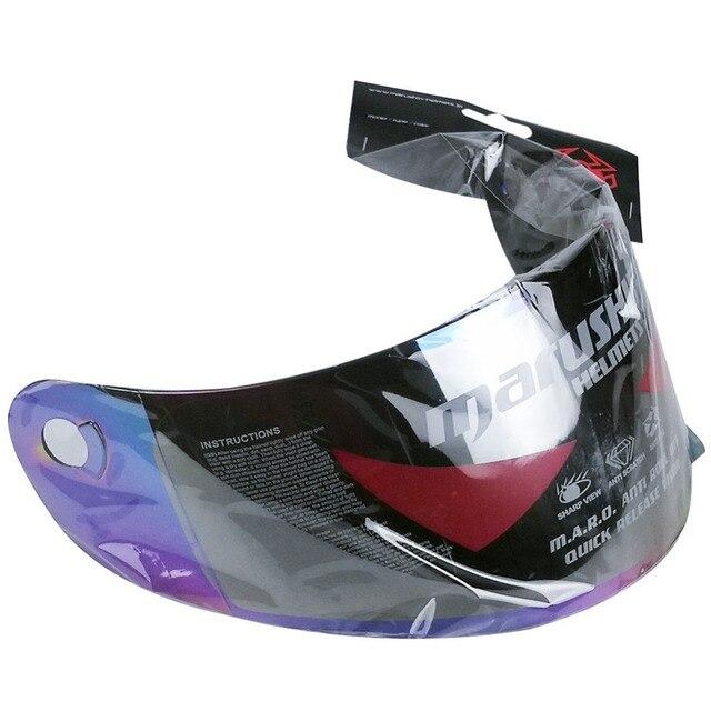 60439e36 Marushin Anti fog lens shield visor full face Marushin 111 222 778 999 888  RS2 779