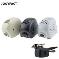 JOOYFACT A6 Car DVR Dash Cam Registrator Camera Dual 1080P Night Vision Novatek 96663 IMX323 WiFi For Audi A1 A3 A4 A5 A6 Q3 Q5