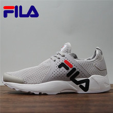 31c8460d159d Original FILA FPF Men High Quality Sneakers Free Shipping size eur 39-45  gray running