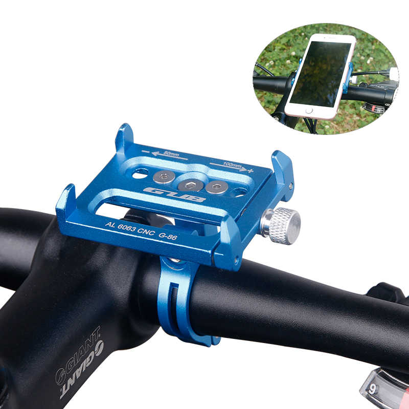 GUB Новый G86 велосипедный руль удлинитель стойки регулируемый держатель Поддержка подставка для телефона держатель для велосипеда крепление для велосипеда велосипедные аксессуары G-86