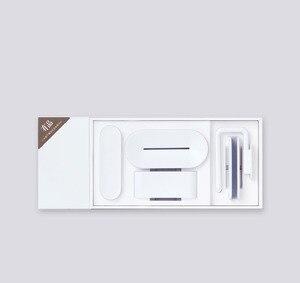 Image 5 - Youpin HL bad 5 in1 sets für Seife Zahn Haken Lagerung Box und Telefon Halter für Bad Dusche Zimmer Werkzeug h31