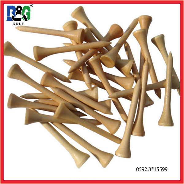 2017 Guaranteed 100% Wooden Golf Tee