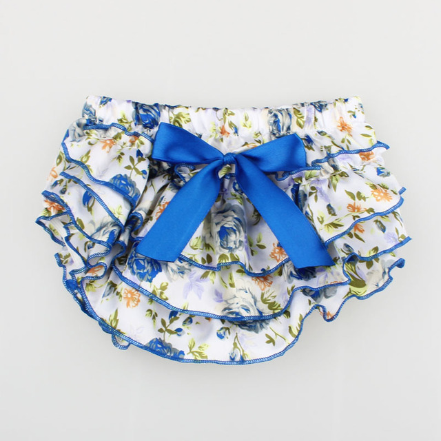 Factory Hot Sale Baby Ruffle Bloomer PP Pants baby Girl
