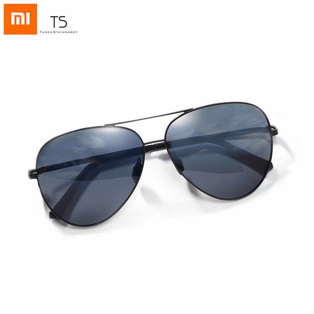 Original Xiaomi Mijia Customized TS Turok Steinhardt Brand Summer Polarized Sun Lenses Glasses Fashion Accessories For Man Woman