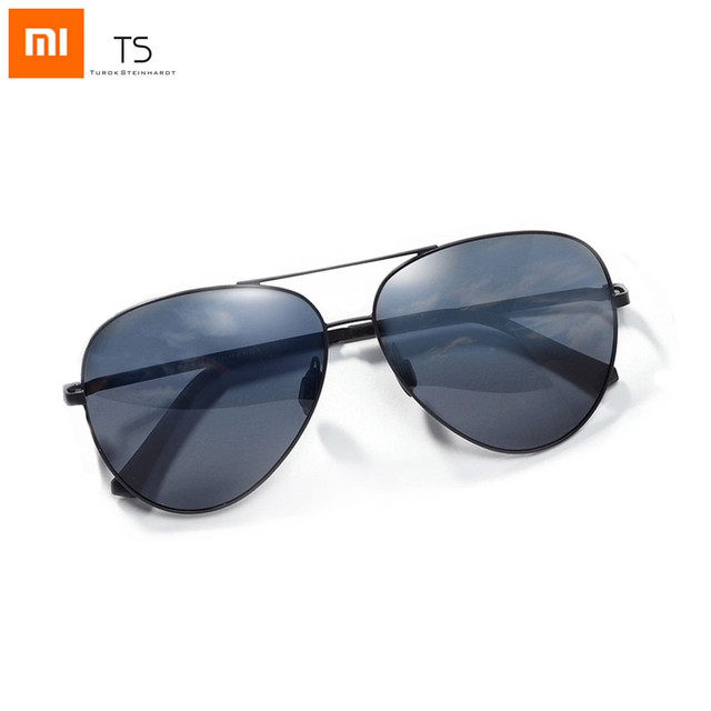 26374cfb76 Original Xiaomi Mijia Customized TS Turok Steinhardt Brand Summer Polarized  Sun Lenses Glasses Fashion Accessories For Man Woman