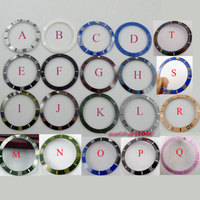 New 20mm Military Black Blue Red Stripe Nylon Watch Strap For Men S Watch Strap