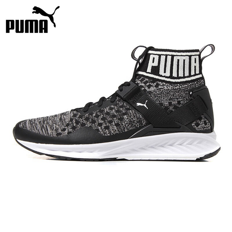 Original New Arrival 2019 PUMA IGNITE evoKNIT Unisex Skateboarding Shoes Sneakers