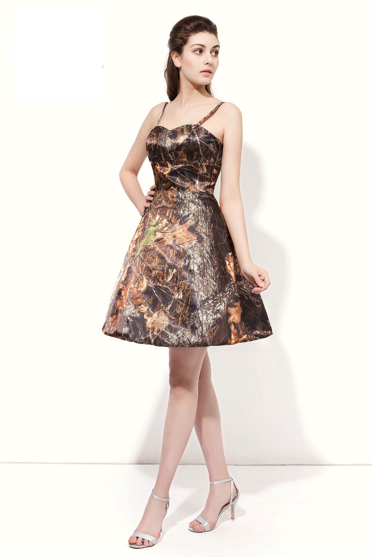 Ausgezeichnet Rosa Camo Brautjunferkleider Fotos - Brautkleider ...