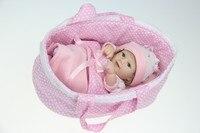 Ücretsiz kargo yeni tenezzül bebek bebek prenses kızın büyük mevcut çok popüler yumuşak silikon vinil bebek
