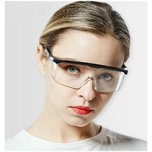 Новые рабочие защитные очки ударопрочные ветрозащитные защитные очки для химических исследований, езды на велосипеде, сварки