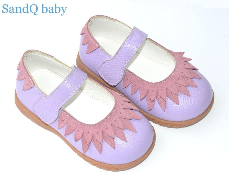 κορίτσια δερμάτινα παπούτσια μαύρο - Παιδικά παπούτσια - Φωτογραφία 5