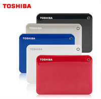 Toshiba 2TB 3TB HDD 2.5 External Hard Drive 3TB HD 3.0 USB 2.0 Disco Duro Externo Portable Hard Disk Drive For Laptops Storage