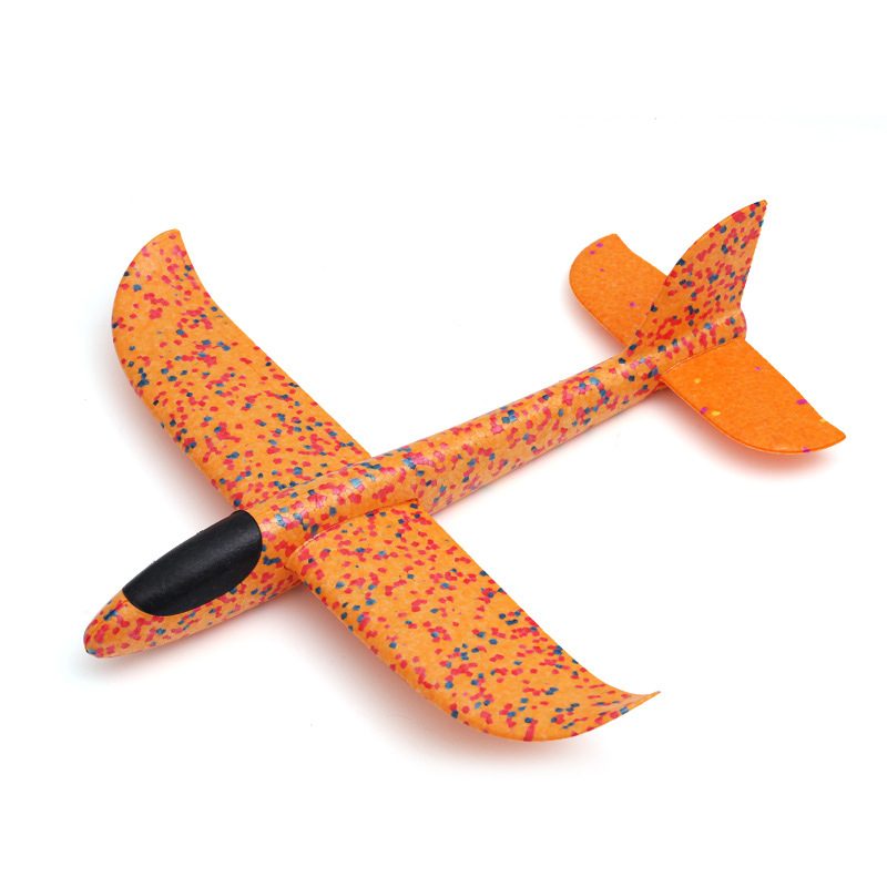 Children Toy Hand Throw Airplane Kid Outdoor Sport EPP Flying Glider Model Large Foam Aircraft Resistant Breakout Plane T0707 (1)