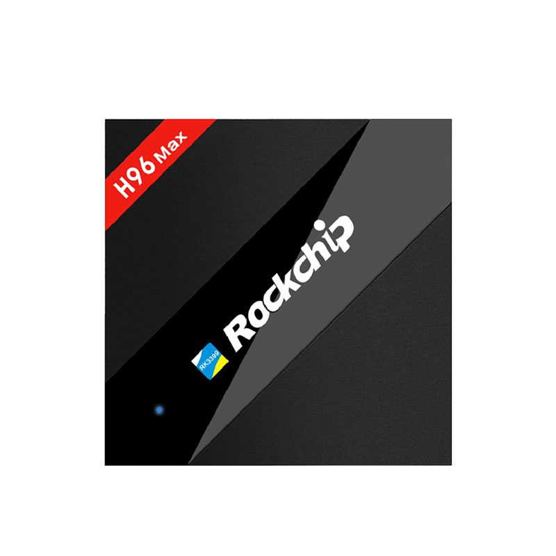 H96 Max 4GB/32GB Rockchip RK3399 6 Core Android TV Box 2.4G/5.8G Dual WiFi H.265 BT4.0 H.265 4K*2K 1000M LAN Smart Media player