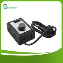 Переменная Скорость Вентилятора Контроллер-speedster гидропоника воздуха встроенный вентилятор
