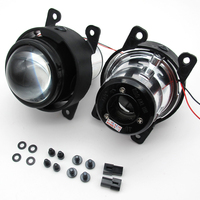 Taochis Car 2 5 Inch Bi Xenon Projector Lens Kit H11 Clear Foglights For Renault Megane