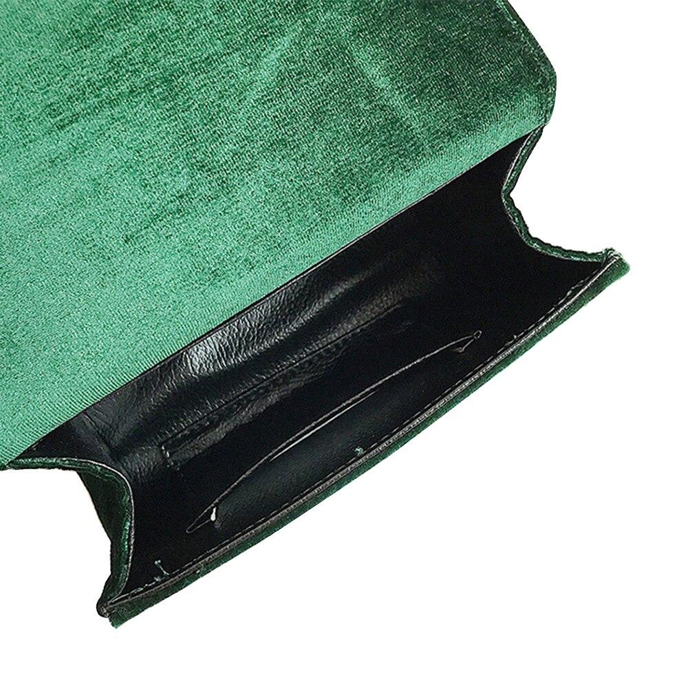 verde Modo Catena Casuali Singolo Spalla Piccola Di Flap Nero Signore grigio Sacchetto Copertura Donne Delle Il Borse Qualità Lusso rosso Borsa Solido Messenger SwCz1q5T