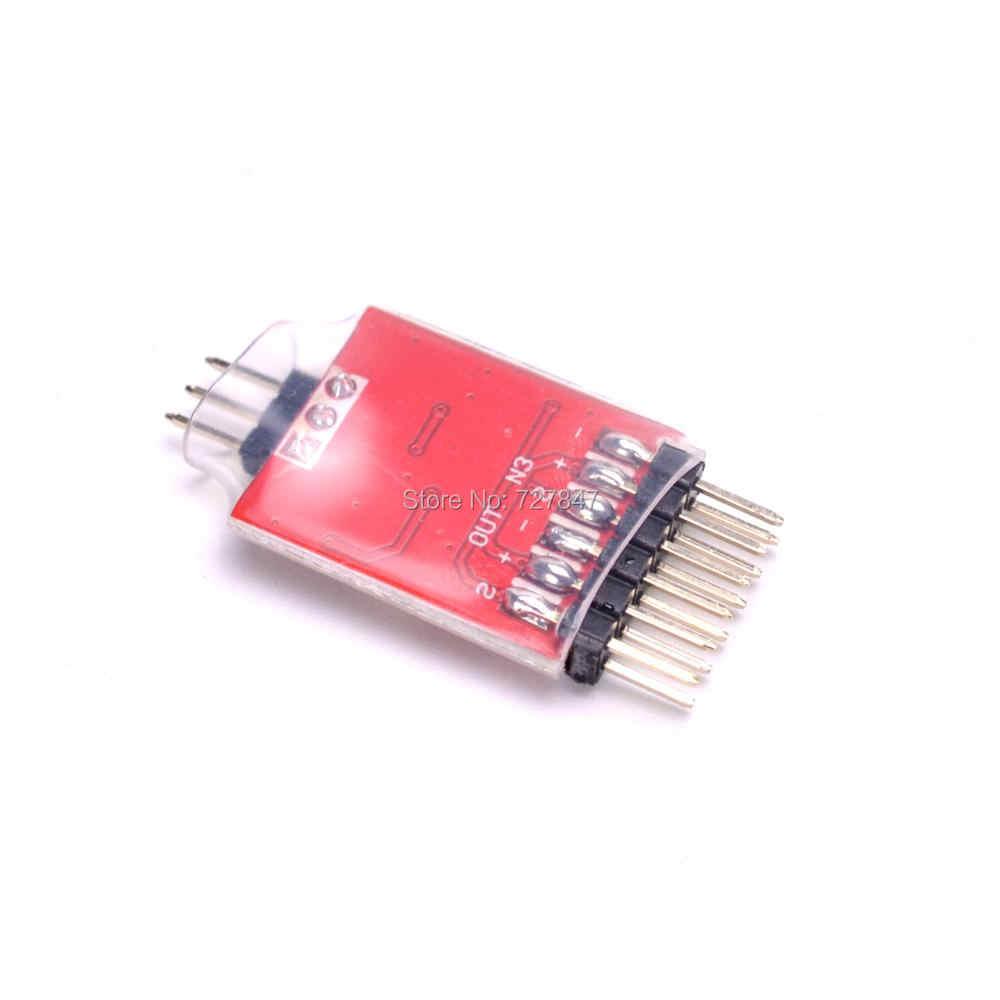 Новый 5,8G 3 канальный видео коммутатор модуль 3 способ видео переключатель блок для RC FPV камеры