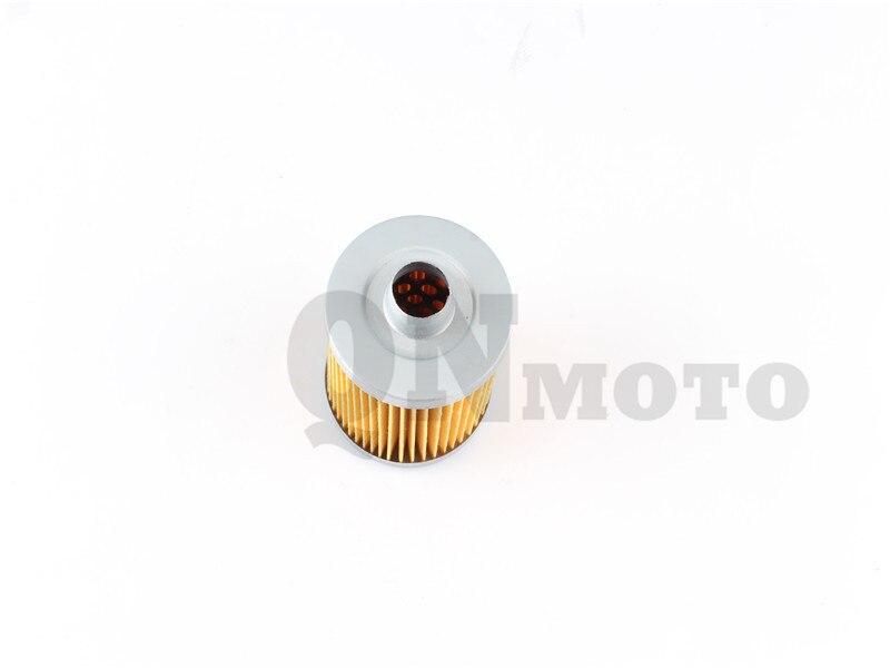 4 Pcs Motorcycle Oil Filter For XC180 NC,ZN,ZNC,DN,DNC 83-85 XC200 ZA,ZB 90-91 SR250 85-96 XT250 G,H,J,K,W,A,B 80-92