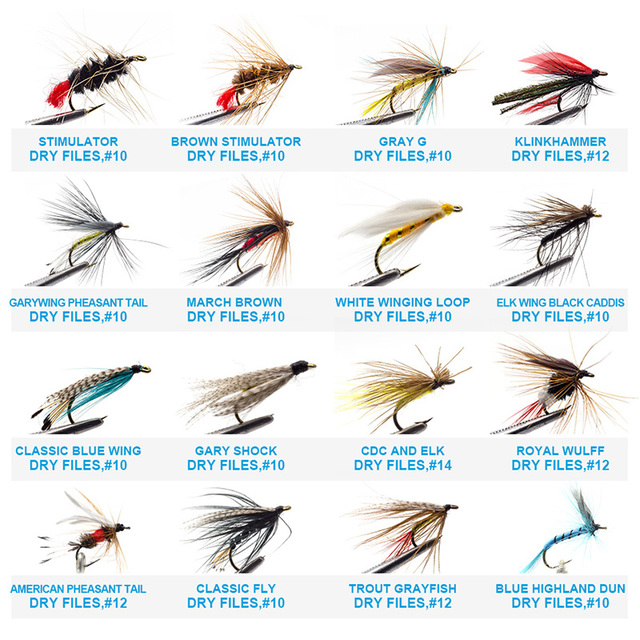 Classic Fly Fishing Set 180pcs Pack