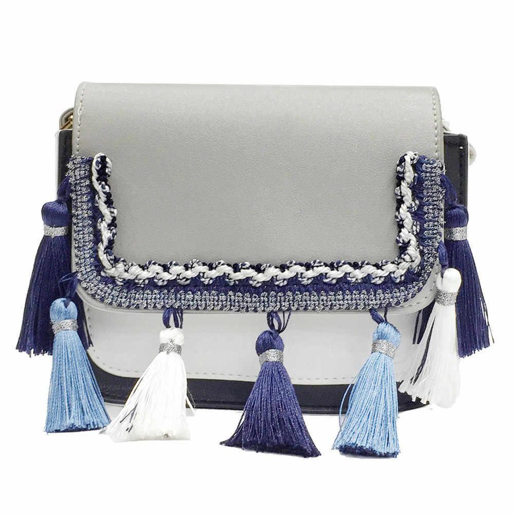 Женские сумки с кисточками в стиле ретро, женские сумки через плечо, Прямая поставка X0831 #30