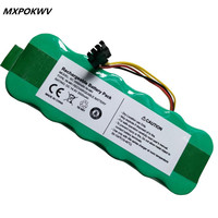 NI MH 14 4V 3500mAh NIMH Battery Pack Vacuum Cleaner Battery For Ecovacs Mirror CR120 Vacuum