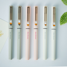 6/12PCS M&G Miffy Large-capacity Signature Pen 0.5/0.38mm Roller Pen FRPB1803 Full Needle Examination Gel Pen