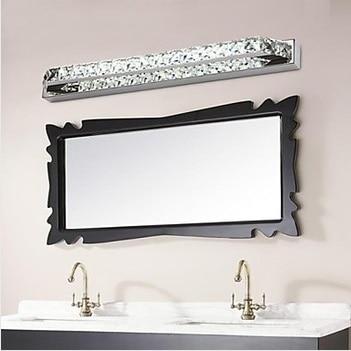 Popular Dressing Room Mirror Light Bulbs-Buy Cheap Dressing Room ...:68CM Linear Modern Style Crystal LED Bathroom Mirror Lamp,Led Wall Sconce  For bathroom bedroom,Lighting