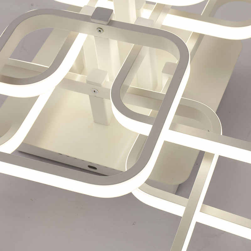 Sqaure современный светодиодный настенный светильник для дома, гостиной, спальни, столовой, кухни, светодиодные лампы, черный и белый и кофейный светодиодный настенный светильник