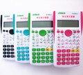 Baterías cilíndricas Versión Inglés 82MS-3 Científicos Estudiante calculadora Científica calculadora función