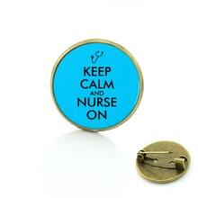 Nurse Call Brooch Pin Fashion Jewelry for Nurses