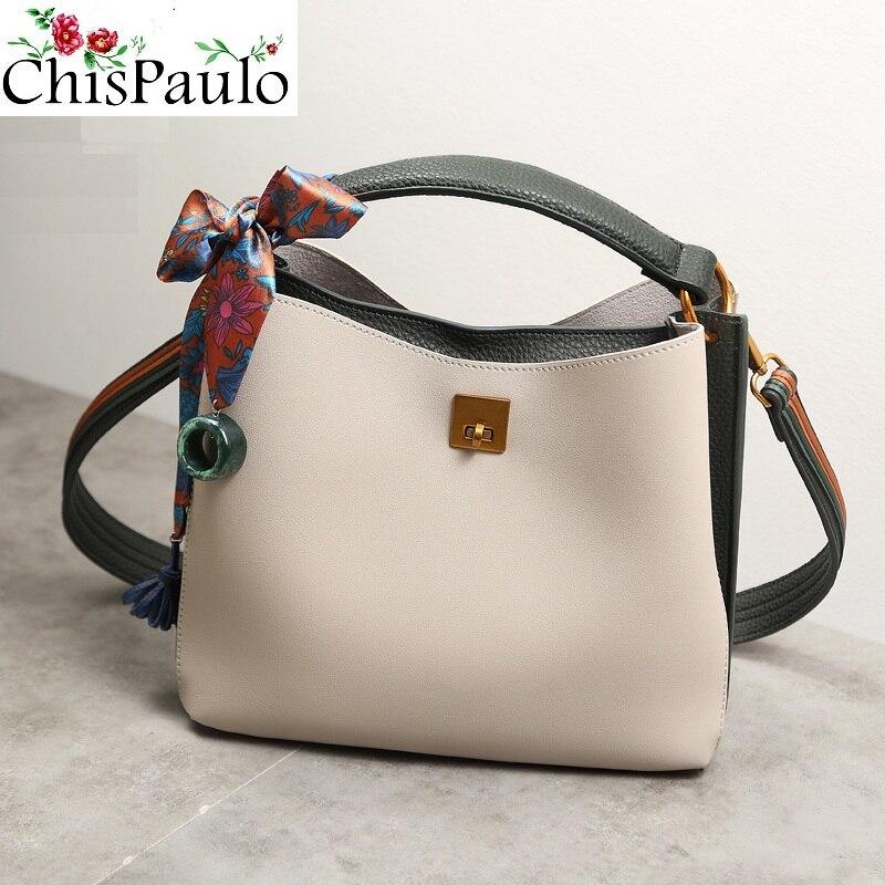 Famous Luxury Brands Designer Handbags High Quality Women Genuine Leather Handbags Tassel Bags For Women Messenger CrossBody X95