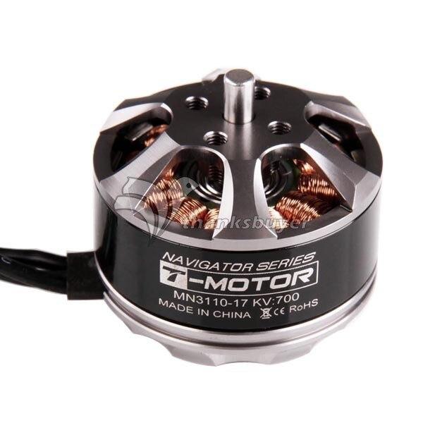 T-Motor MN3110 470KV/700KV/780KV 3-6S Brushless Motor for FPV RC Drone Octocopter Hexacopter