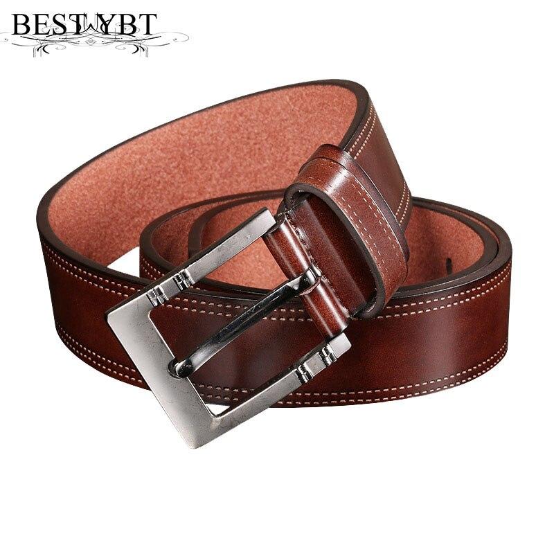 Apparel Accessories Best Ybt Unisex Belt Retro High Quality Weaving Canvas Alloy Double Ring Buckle Men Belt Solid Color Casual Men Cowboy Belt