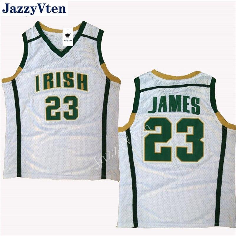 f0bd67d01613 low price lebron james high school jersey b04f4 78cc1