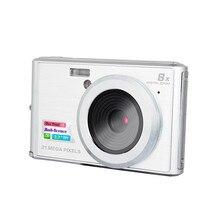 Digital Camera 21M Pixels Portable Colorful 8x Digital Zooming Photo