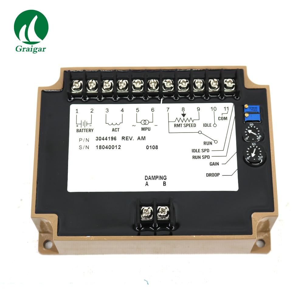 Generator Speed Controller / Speed Control Unit EFC 3044196 цена