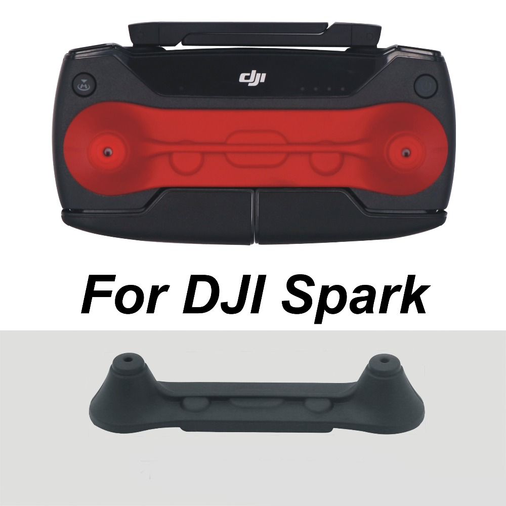 Joystick Protector For DJI Spark Drone Remote Control Protection Thumb Stick Guard Rocker Travel Protector Holder Spare Parts