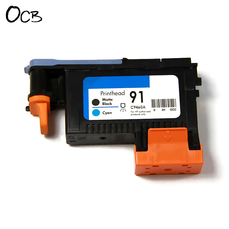 For HP 91 Original Refurbished Printhead C9460A C9461A C9462A C9463A For HP Designjet Z6100 Z6100ps Printer for hp 91 designjet printhead c9460a c9461a c9462a c9463a for hp designjet z6100 z6100ps printer 100% genuine brand new