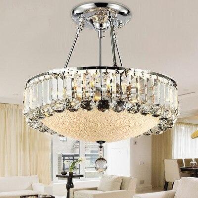 breve moderno ronda luz de techo de cristal lmparas de techo para comedor dormitorio e bombilla