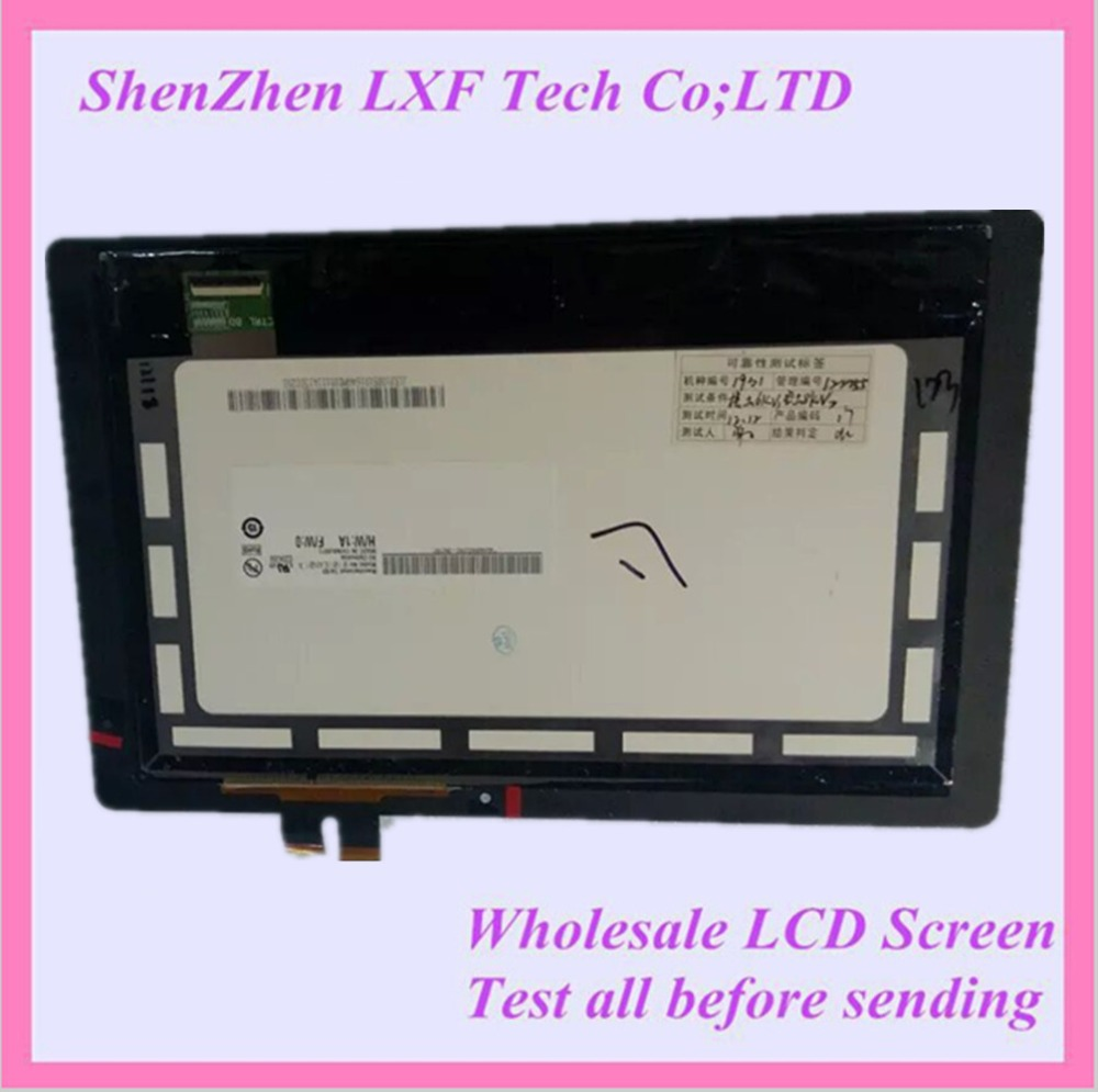 10.1 Tablet lcd screen with Touch panel B101EAN01.5 LCD Assembly