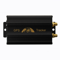 AUTO Real Time Mini GMS/GPS/GPRS Car Vehicle Tracker (4 Frequency) TK103 USA