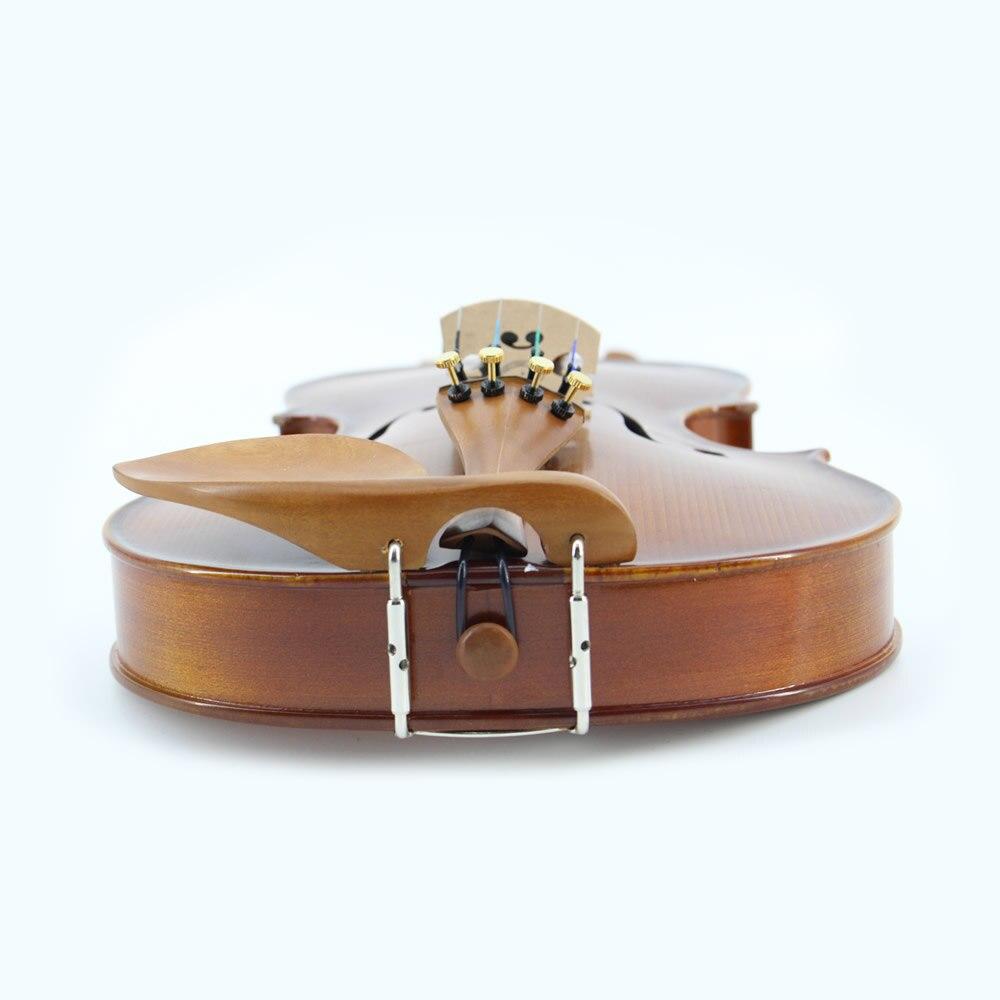 Violin Parts & Accessories Zebra Violin Ebony Fingerboard Black Violin Replacement Parts For 1/8 1/4 1/2 3/4 Violin Parts & Accessories Musical Instruments