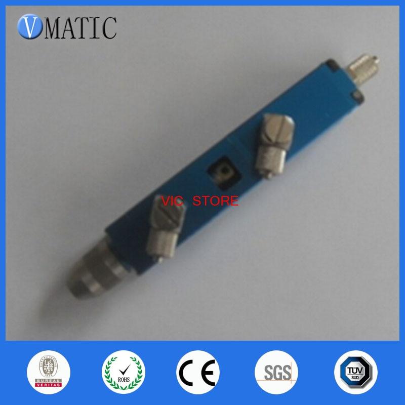 Free Shipping Pneumatic UV Glue Dispenser Valve Precision Thimble Dispensing ValveFree Shipping Pneumatic UV Glue Dispenser Valve Precision Thimble Dispensing Valve