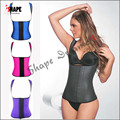 Waist Trimmer Body Hot  Steel Boned vest top waist  Corset Top Chest Binder Best Waist Trainer Vest  slimming Stomach in product