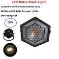 LED Flach Par 200W Warm Weiß LED Bühne Lichter Dj Beleuchtung Effect Professional LED Retro-Licht IP56 Regendicht LED Licht
